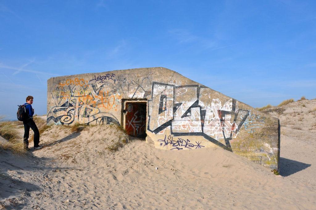 Bunker WO II