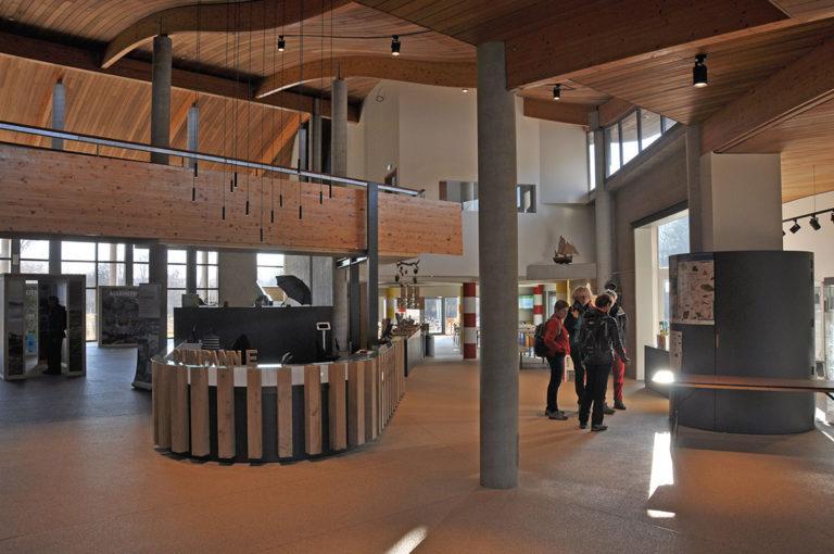 Bezoekerscentrum Duinpanne