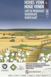 Wandelkaarten Ardennen