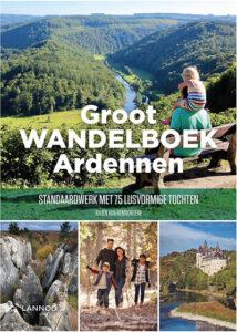 Lannoo Groot wandelboek Ardennen