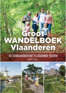 Lannoo Groot wandelboek Vlaanderen