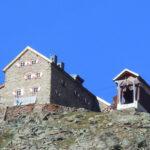 Berghutten in de Alpen