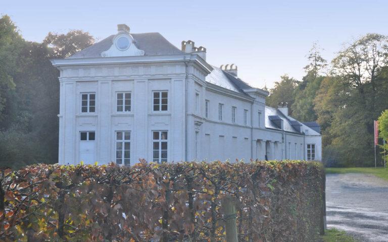Het kasteel van Groenendaal