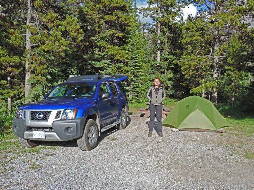 Campground Lake Louise