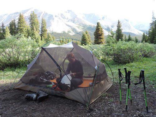 Wilderness Campsite