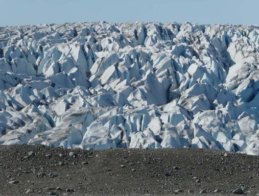 De ijskap