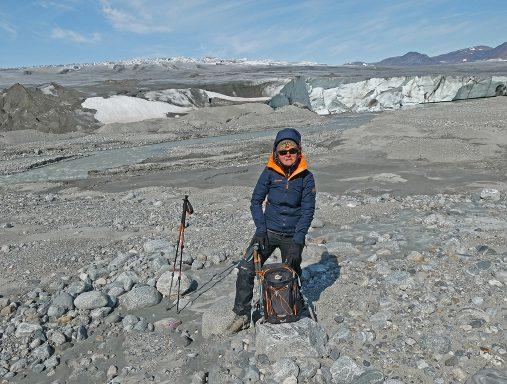 Op weg naar de ijskap