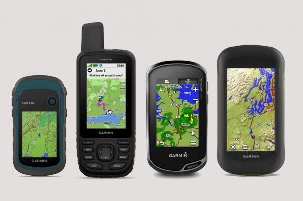 eTrex, GPSMAP 66, Oregon, Montana