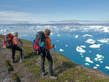 Expedities organiseren in Groenland