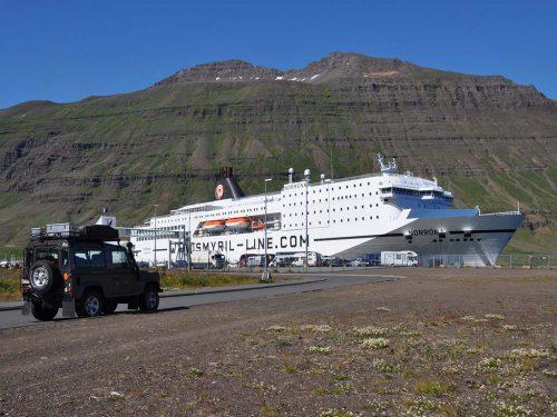 IJsland Boot