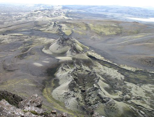 Vulkaanketen Lakagigar