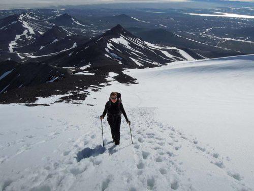 Snaefell sneeuwberg