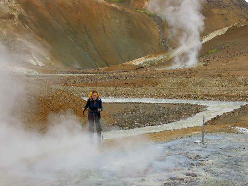 Kerlingarfjoll: geothermisch gebied