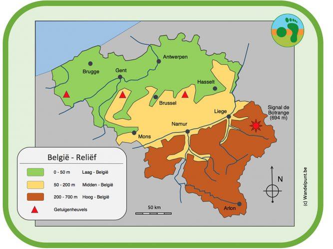 Relief België