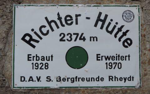 Richter bord